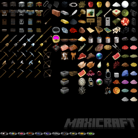 [1.4.6] Misa's Realistic Texture Pack (64X)