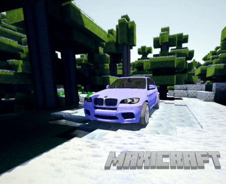 [1.4.7][Forge]CrazyBMW car![v~1.0.3]