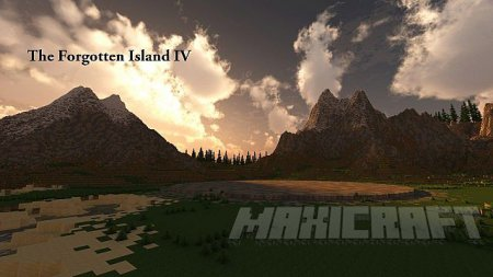 [Карты] The Forgotten Island IV