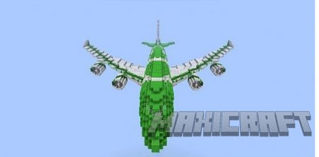 Creeper Airways 747-1000 [Карта]